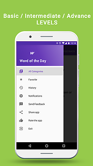 Vocabulary App – Helping Candidates